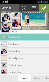 Love - CoverPro Template - screenshot thumbnail