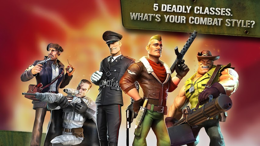 android Blitz Brigade - FPS en ligne ! Screenshot 16
