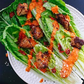 Ashley's Sun-Dried Tomato Caesar Salad