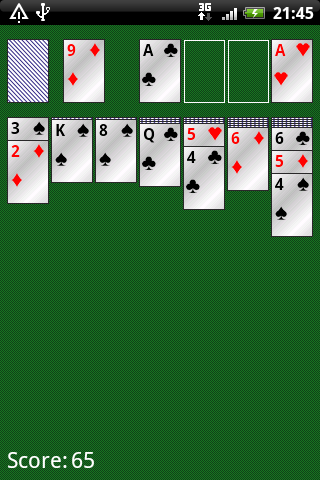 Solitaire Premium - screenshot