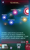 Screenshot of Sphero Nyan Cat Space Party