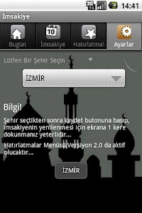 İmsakiye screenshot 3