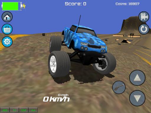 RC Car - Hill Racing Driving Simulator  screenshots 18