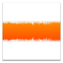 Soundcloud waveform wallpaper icon