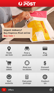 Australia Post - screenshot thumbnail