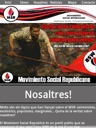 MSR ara en valencià català
