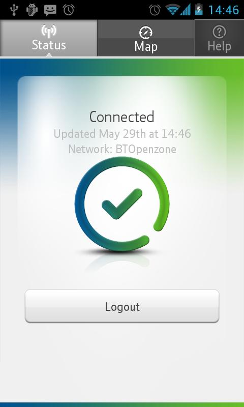 BT MobileXpress- screenshot