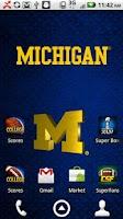 Screenshot of Michigan Live Wallpaper HD