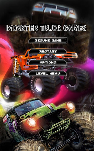 玩賽車遊戲App|モンスタートラックのゲーム免費|APP試玩