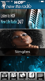 HOFNEWLIFE RADIO- screenshot thumbnail