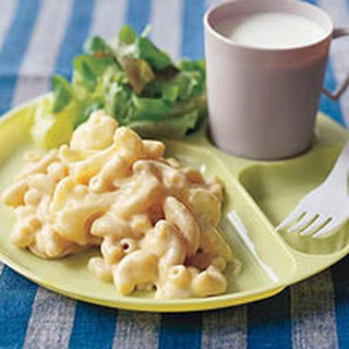 Too-Tasty-to-Be-Good-for-You Cauliflower Mac n Cheese