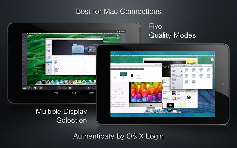 android Remotix VNC RDP Remote Desktop Screenshot 2