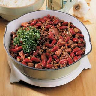 Kidney Beans and Rice.