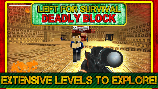 Left For Survival Deadly Block