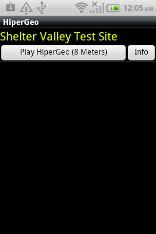 HiperGeo- screenshot