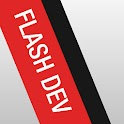 Flash Developer Planet logo