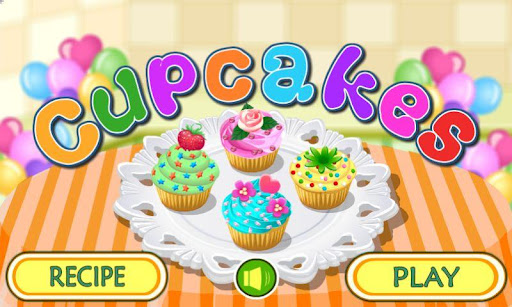 Cupcakes Cooking Game