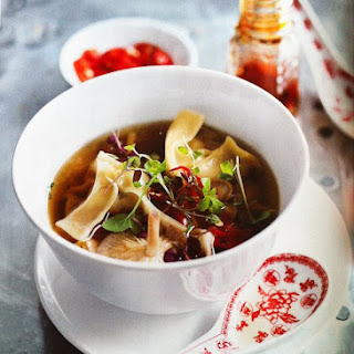 Shiitake Mushroom Dumplings Recipes.