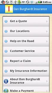 Inspirational Dan Burghardt Insurance