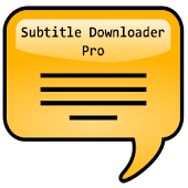 Subtitle Downloader Pro
