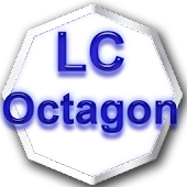 LC Glass Octagon Apex/Go/Nova