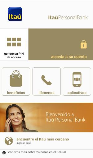 Itaú PersonalBank PY