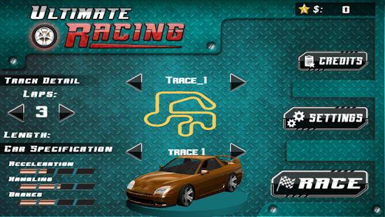 終極賽車:速度: Car Racing