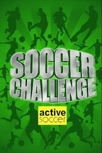 Active Soccer Challenge- screenshot thumbnail