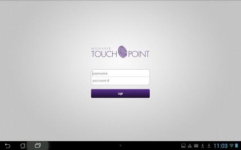 MonaVie TouchPoint - screenshot thumbnail