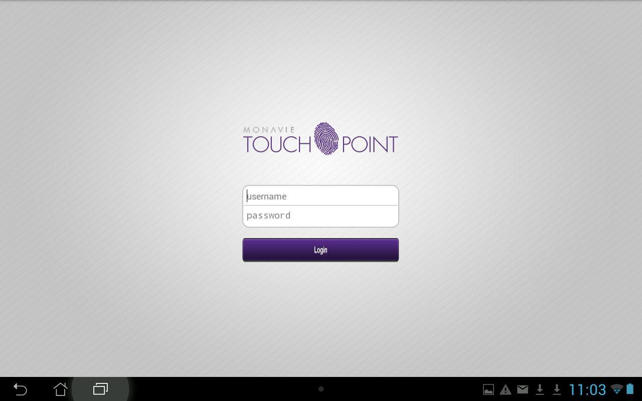MonaVie TouchPoint - screenshot