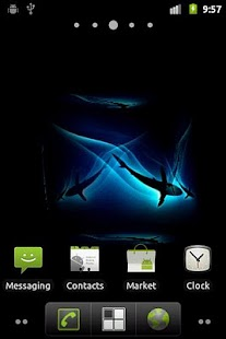 Shark 3D Live Wallpaper - screenshot thumbnail