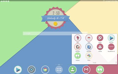 Elementary Icon Pack v2.0.1