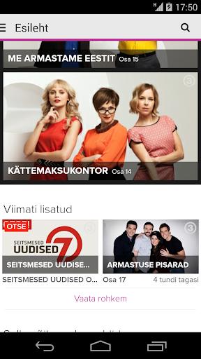 TV3 Play - Eesti