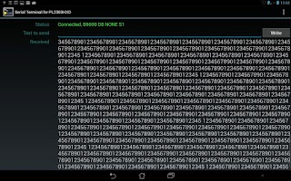 Screenshot of Prolific PL2303 USB-UART