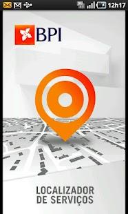 BPI Localizador Serviços- screenshot thumbnail
