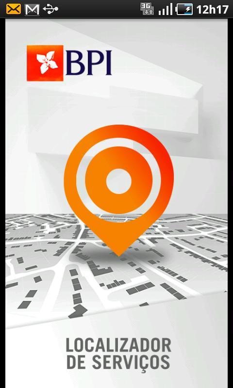 BPI Localizador Serviços- screenshot