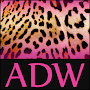 Pink Leopard Theme for ADW APK icon
