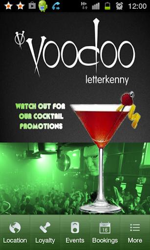 Voodoo Venue Letterkenny