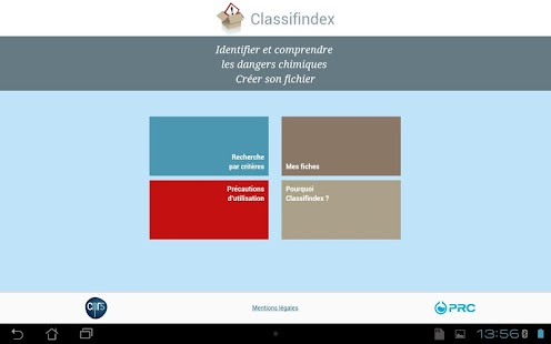 Classifindex- screenshot thumbnail