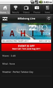 Billabong Live - screenshot thumbnail