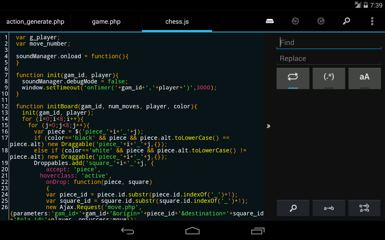 Droidedit free code editor android apps on google play C language online editor