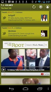 T.J. Holmes: The Root 100 - screenshot thumbnail