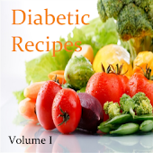 Diabetic Recipes Volume 1