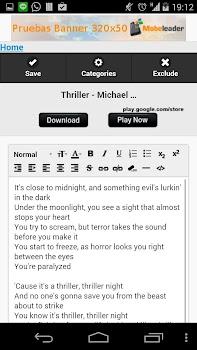 Free Song Lyrics