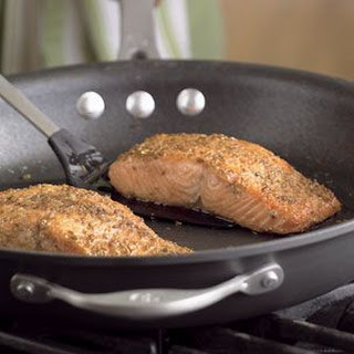 Spice-Rubbed Salmon