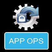 App Ops Shortcut
