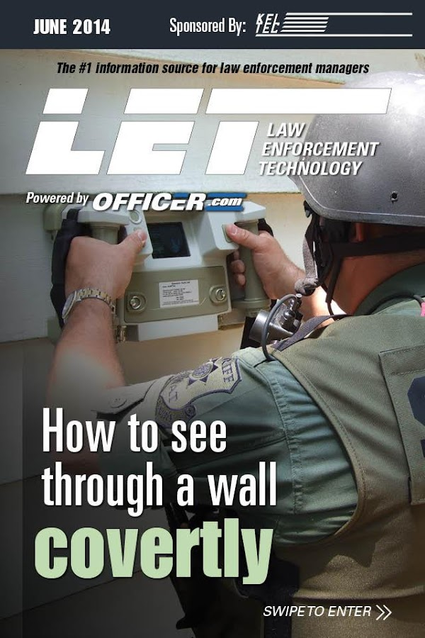 Law Enforcement Technology - screenshot