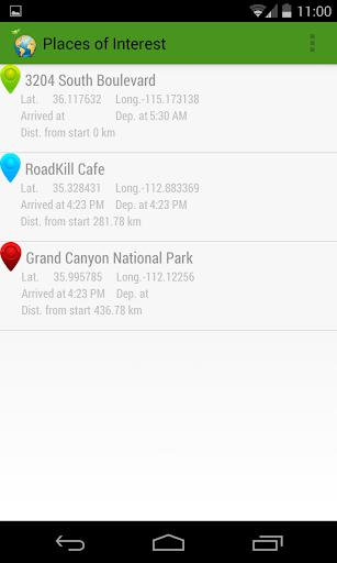 【免費旅遊App】MyGeoTrails-APP點子