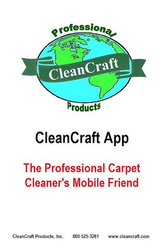 CleanCraft App