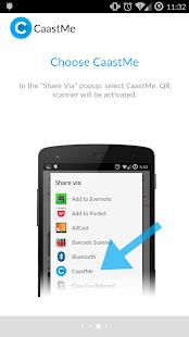 CaastMe Screenshot 3